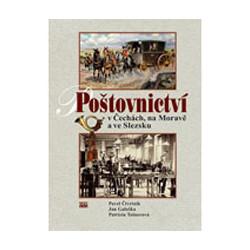 Poštovnictví v Čechách, na...