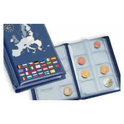 Kapesní alba na euro mince...