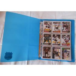 Album na hokejové kartičky,...