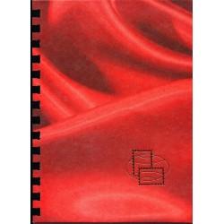 Zásobník na známky - alba FILUX, A5, 6 listů, barva listů černá