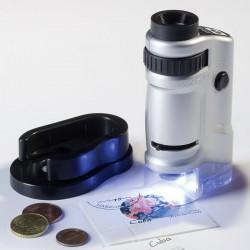 ZOOM mikroskop s osvětlením...