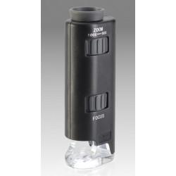 Kapesní mikroskop s LED...