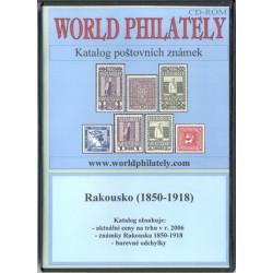 Katalog známek – Rakousko...