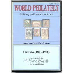 Katalog známek – Uhersko...