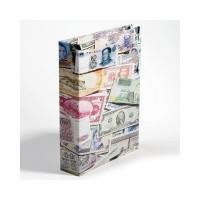Alba na bankovky, album na bankovky, alba notafilie, papírová platidla