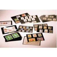 Kartičky, poštovní známky