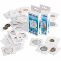 Rámečky na mince, papírové